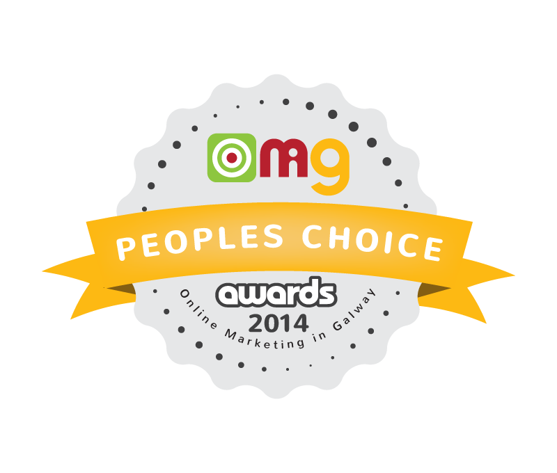 OMiG Awards Winner People's Choice Badge