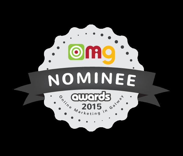 Online Marketing in Galway Award 2015