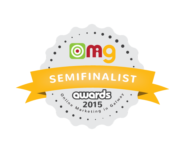Online Marketing in Galway Semifinalist Award 2015