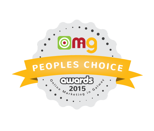 Online Marketing in Galway Peoples Choice Award 2015